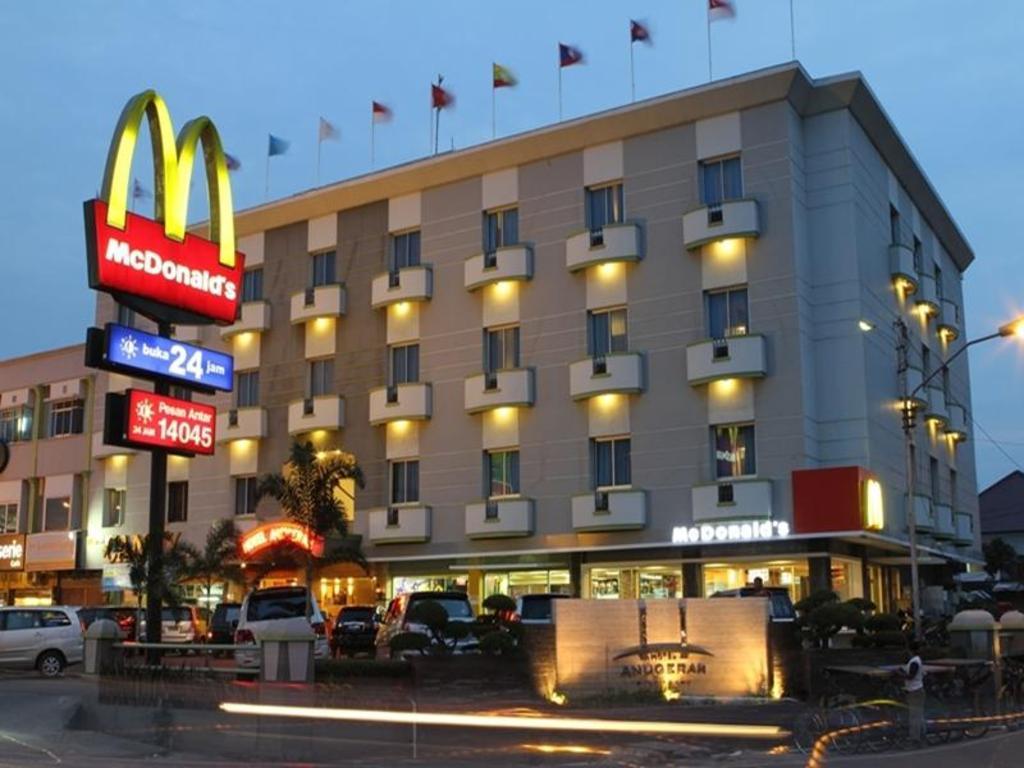 Anugrah Hotel Hotel Anugerah Palembangpalembang Promo Harga Terbaik Agodacom