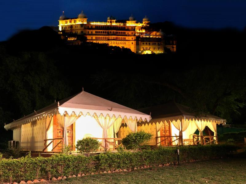 More about Aravali Tents Resorts & Best Price on Aravali Tents Resorts in Udaipur + Reviews!
