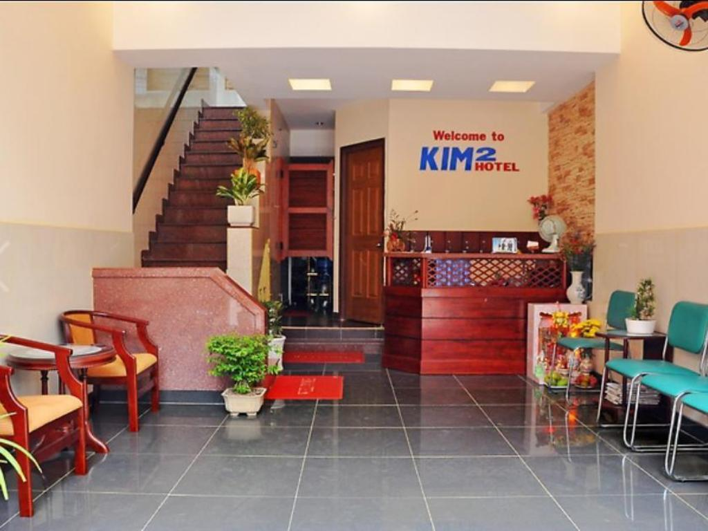 Best Price on Kim Hotel 2 in Ho Chi Minh City + Reviews!