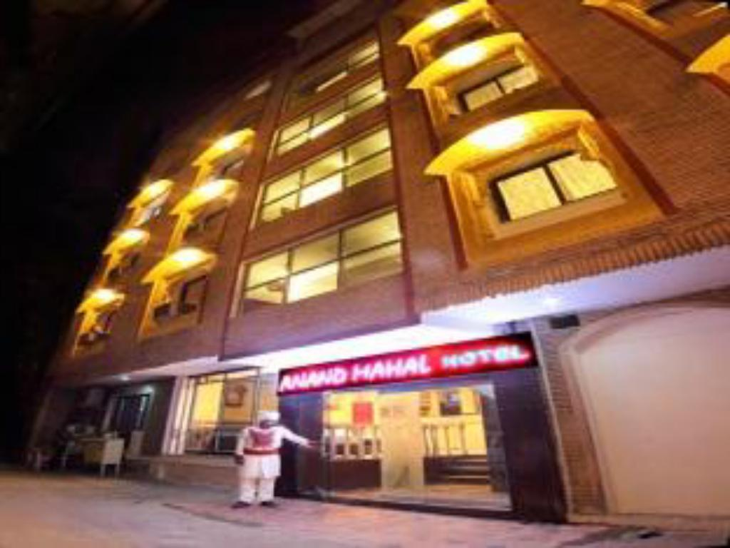 Aanand Hotel Best Price On Anand Mahal Hotel In Udaipur Reviews