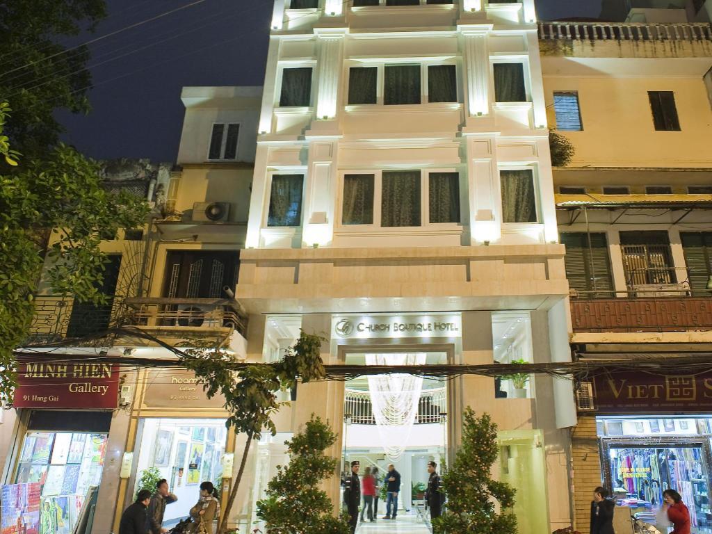 Church Boutique Hotel Hanoi