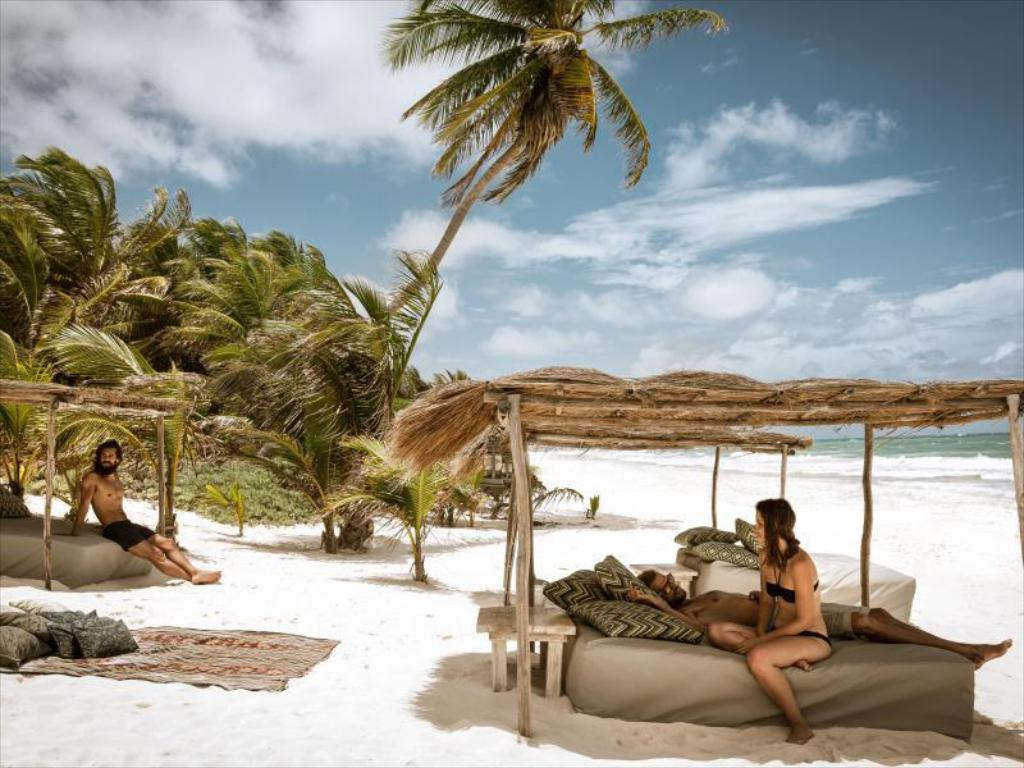 Tulum Beach Hotels