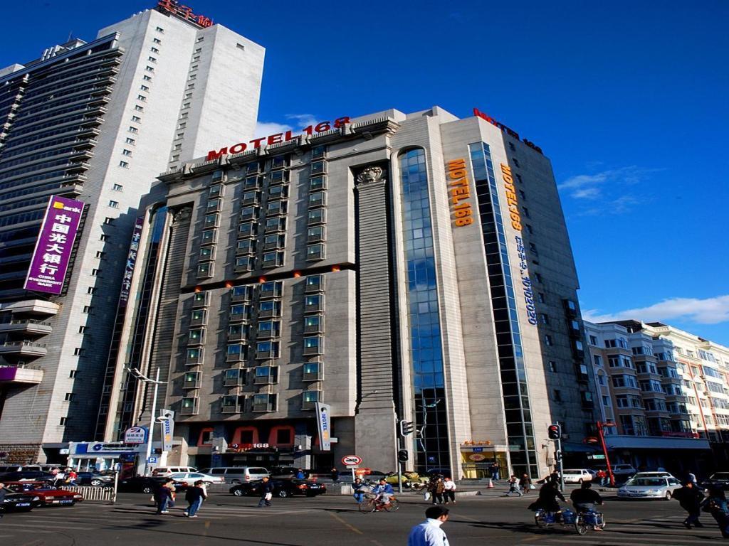 莫泰168酒店哈尔滨东大直街秋林店 (motel168 harbin dongdazhi stree图片