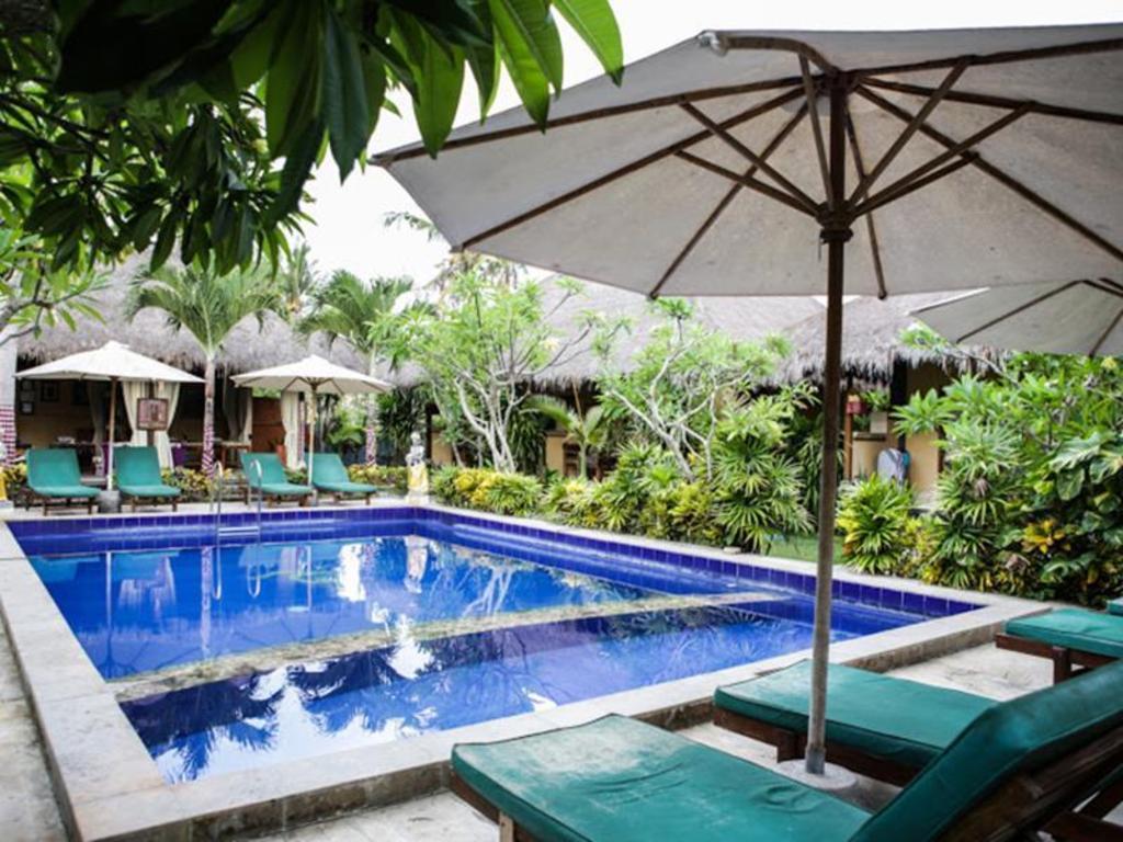 Mushroom Garden Villas In Bali