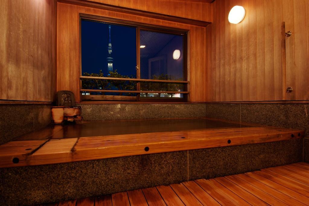 Ryokan asakusa shigetsu in tokyo room deals photos - Ryokan tokyo with private bathroom ...