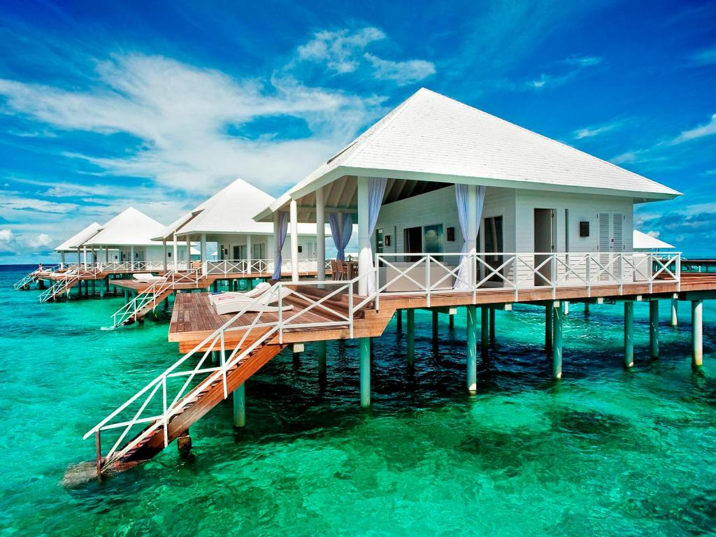 Diamonds Thudufushi Beach & Water Villas - All Inclusive - Isole ...