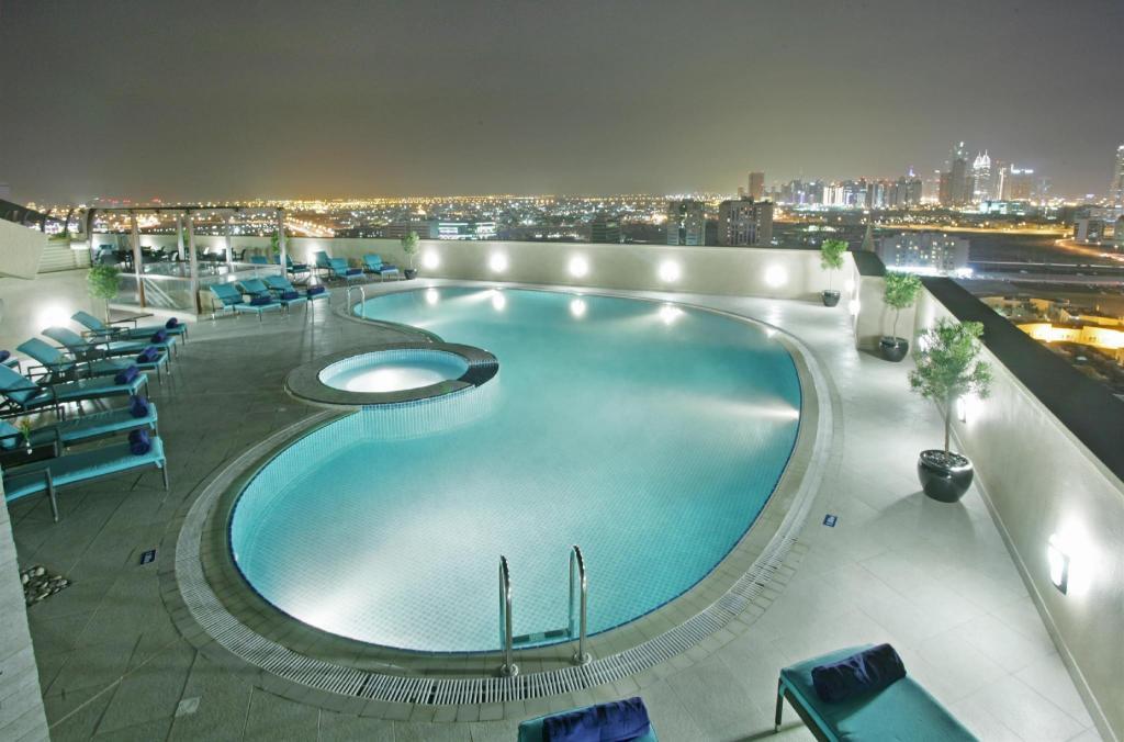 Best price on coral dubai al barsha hotel in dubai reviews - Dubai airport swimming pool price ...