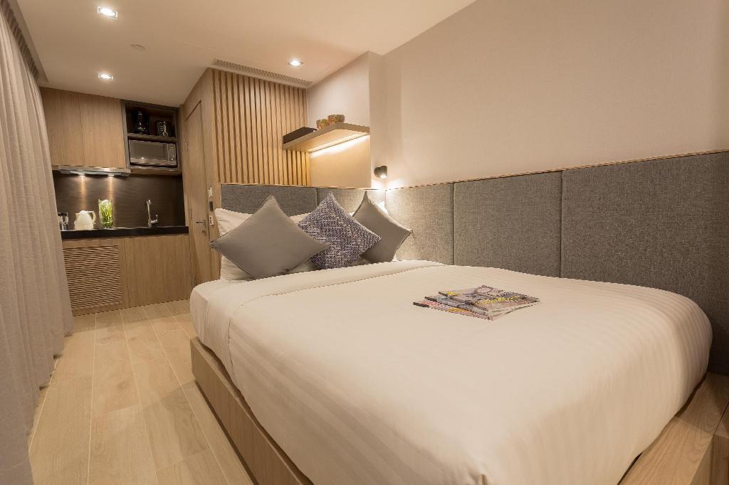 意 酒店式公寓 (yi serviced apartments)