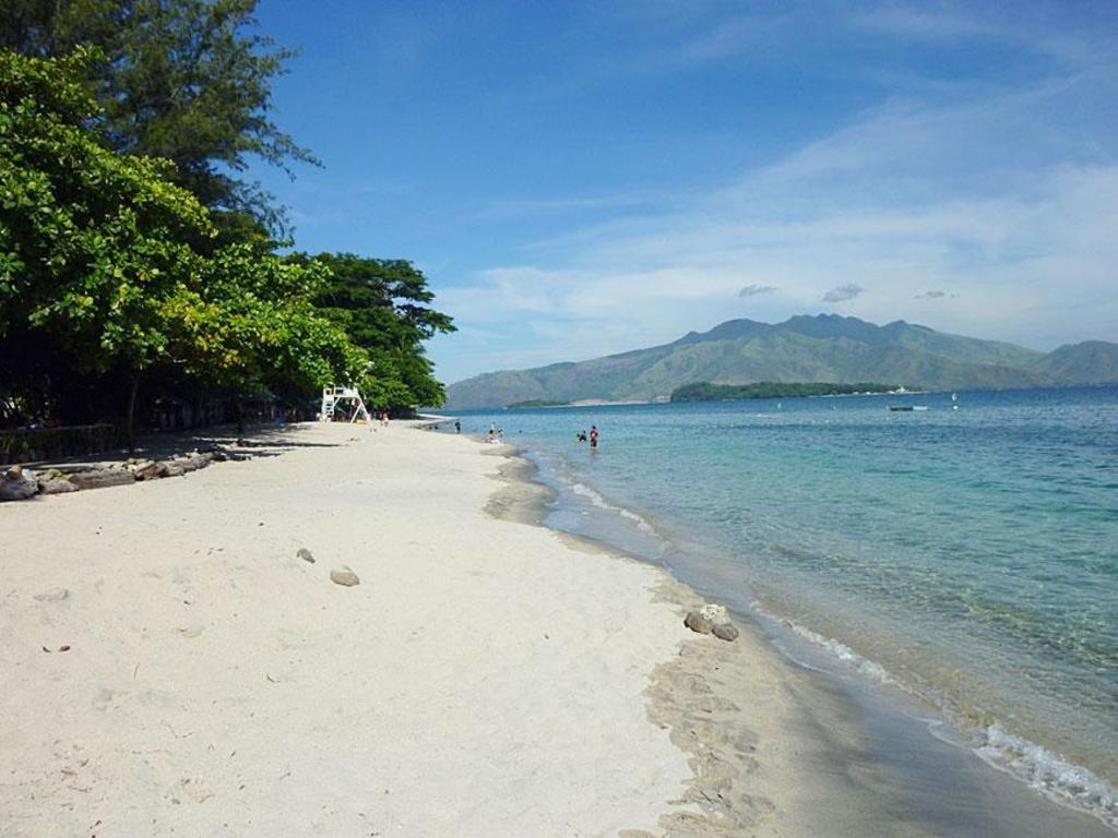 Camayan Beach Resort Hotel In Subic Zambales Room