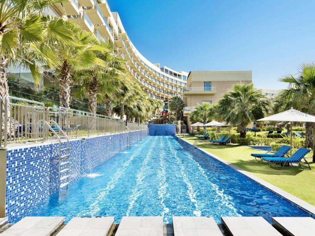 Dubai Hotel Room With Private Pool