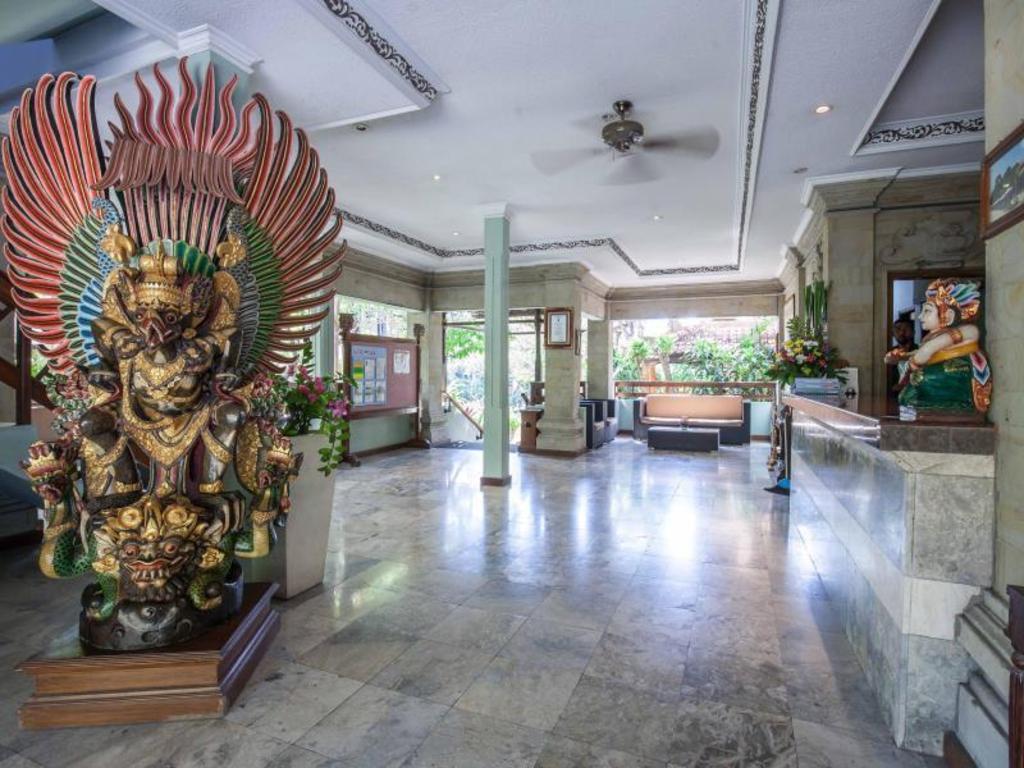 巴厘岛维拉香提海滩酒店 (vila shanti beach) -  最