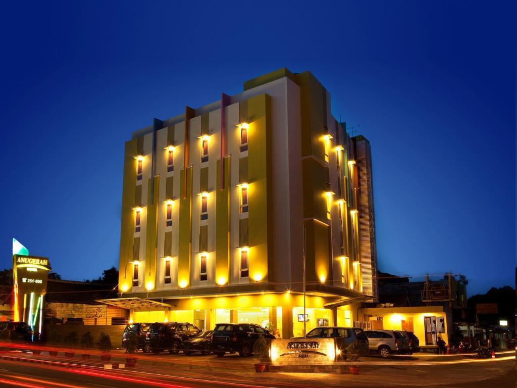 Anugrah Hotel Hotel Anugerah Expressbandar Lampung Promo Harga Terbaik