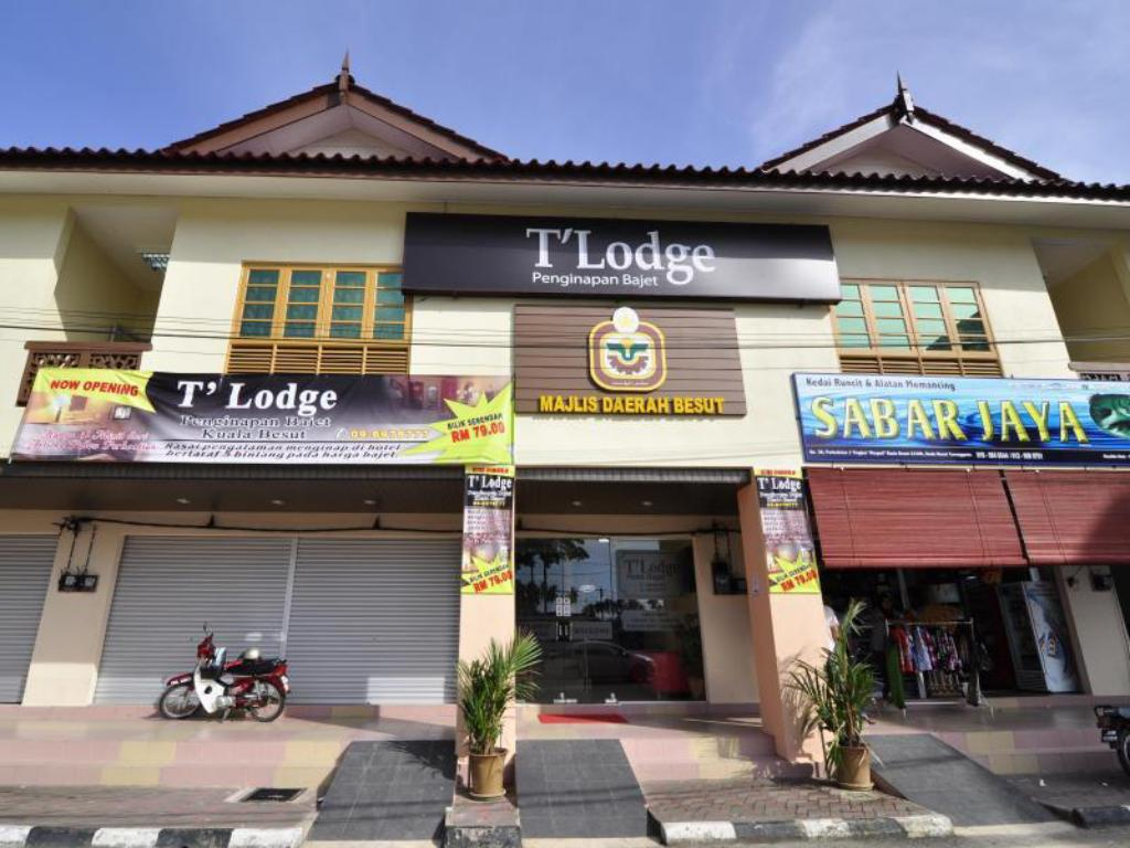 Best Price On TLodge In Besut Reviews