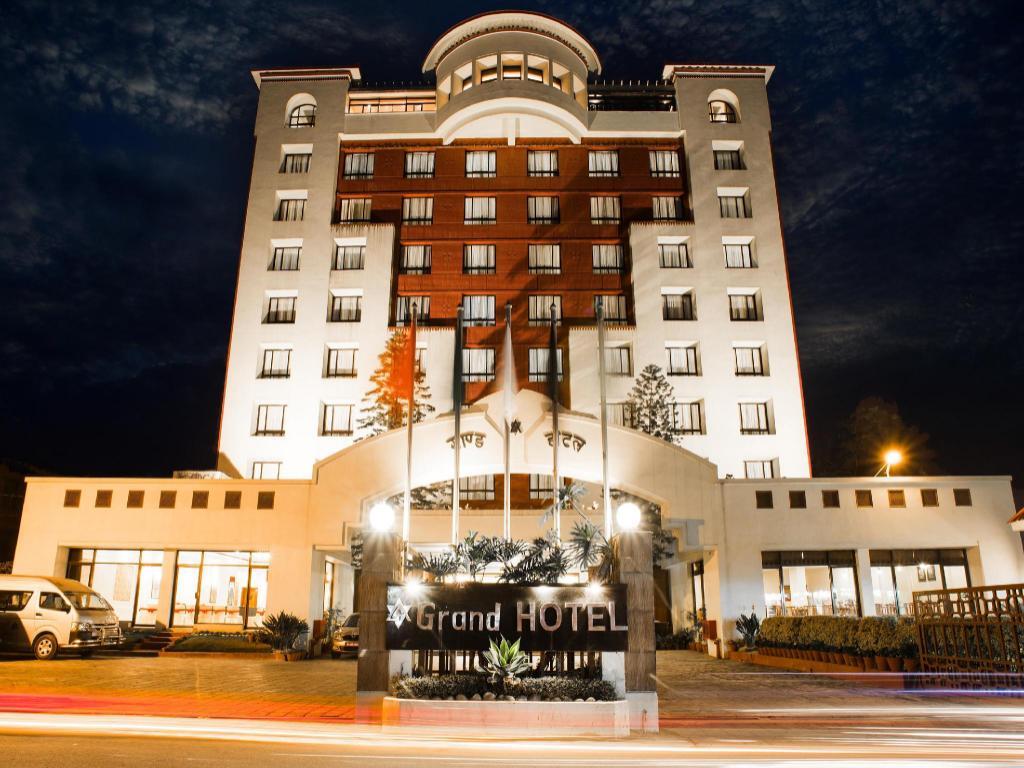 More About Grand Hotel Kathmandu