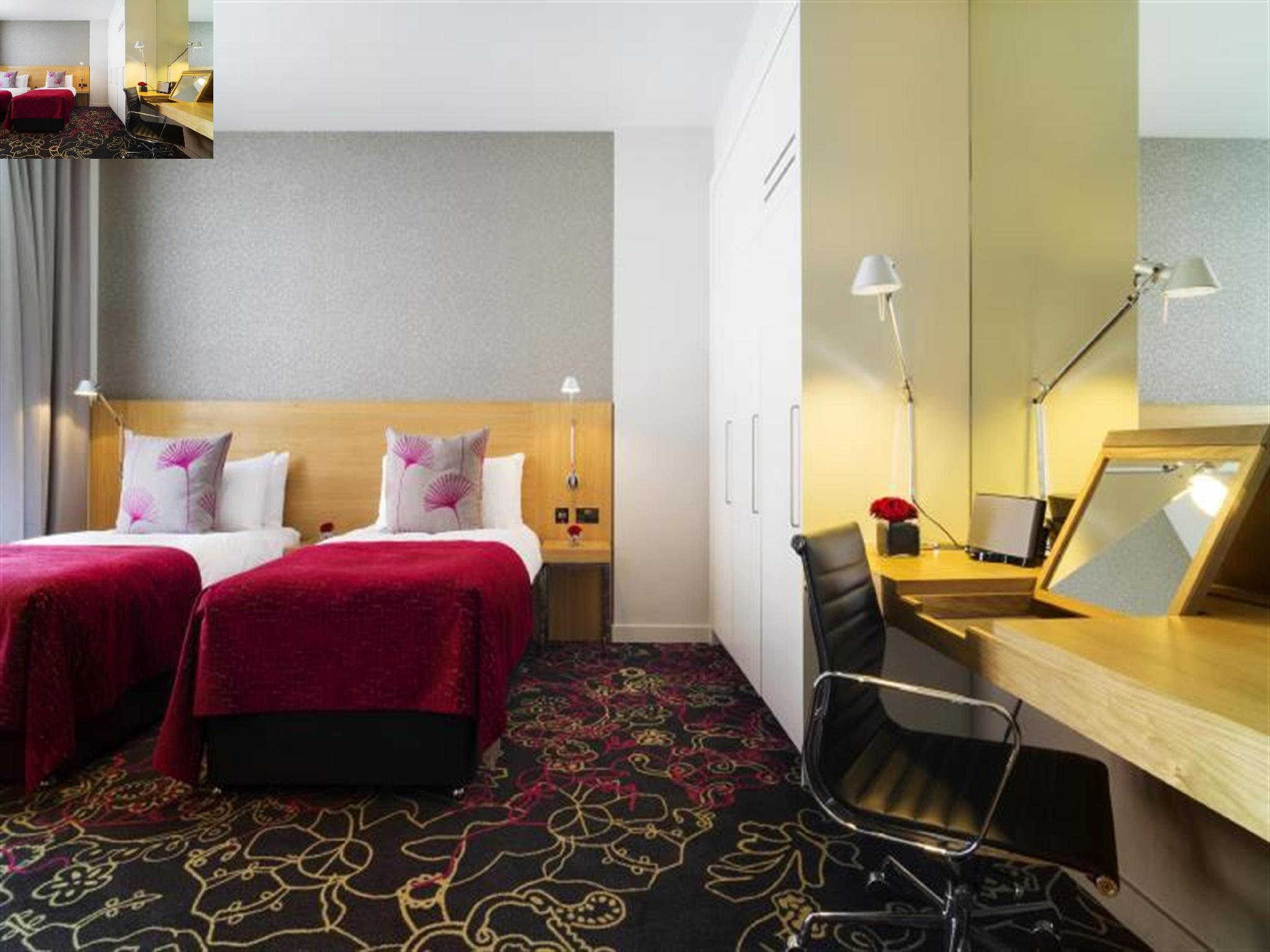 Apex Temple Court Hotel City King Room