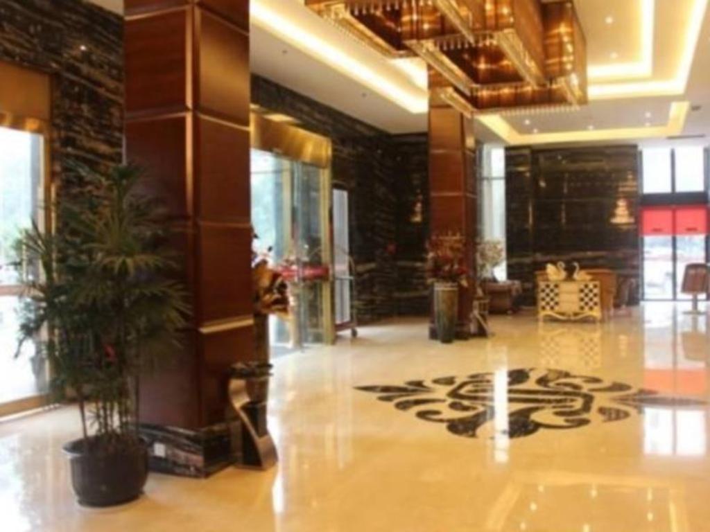 °LESHAN CELEBRITY HOTEL LESHAN 4* (China) - from US$ 46 ...