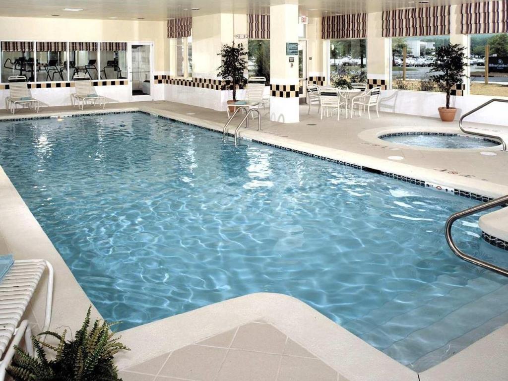 Best Price On Hilton Garden Inn Rockaway In Rockaway Nj Reviews