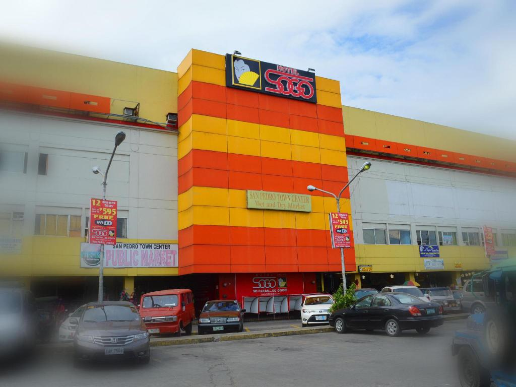 More About Hotel Sogo San Pedro