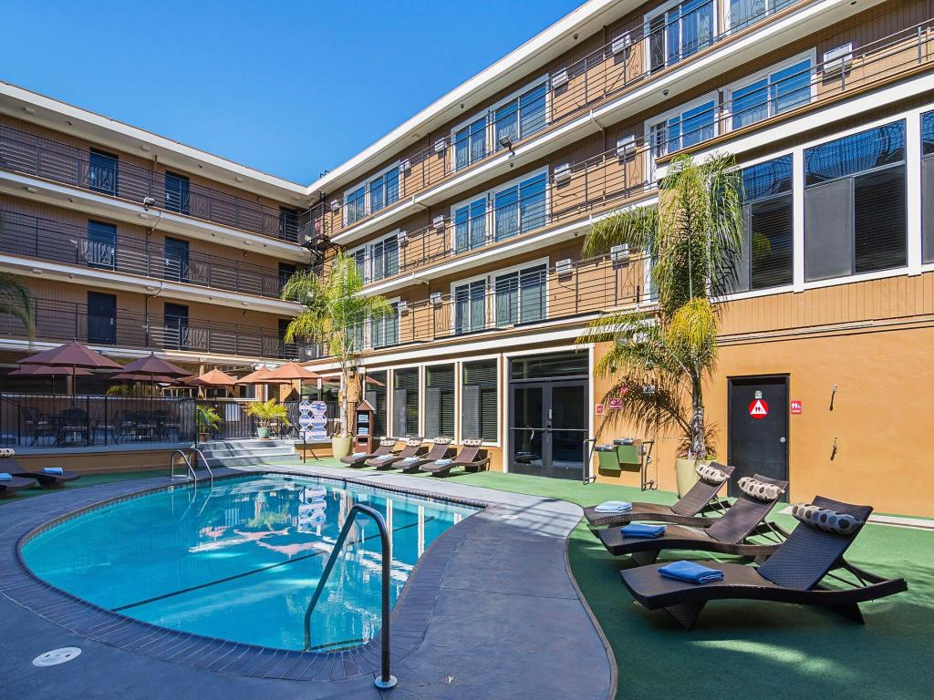 Best Price On Da Vinci Villa Hotel In San Francisco Ca Reviews