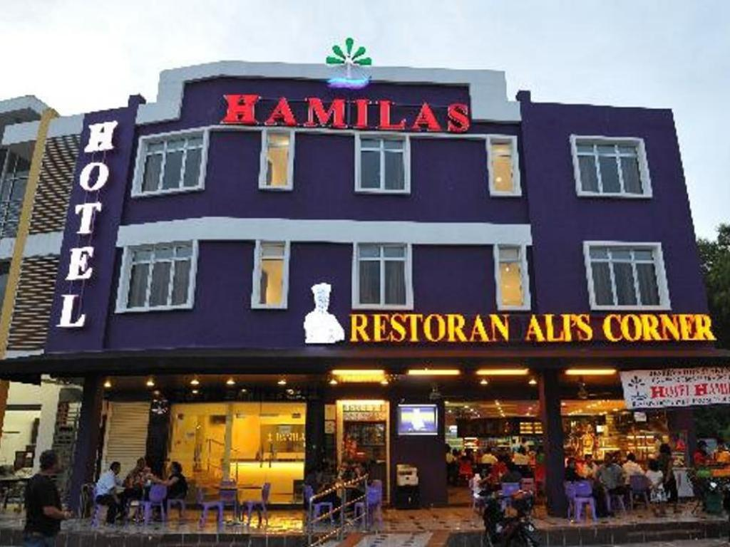 More About Hotel Hamilas