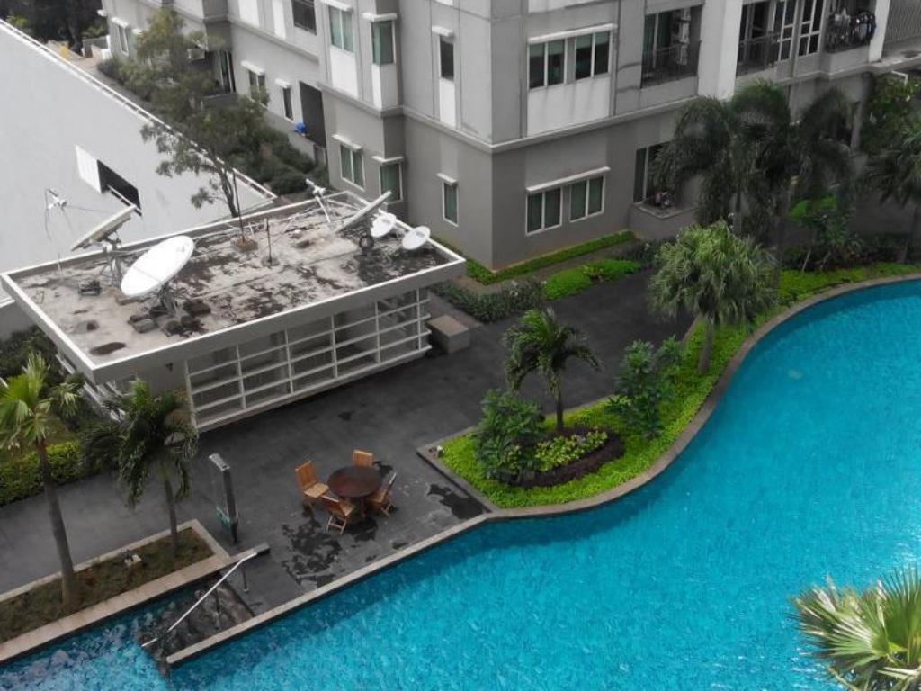 Best price on coenen s apartment at thamrin residence in for Apartment design jakarta