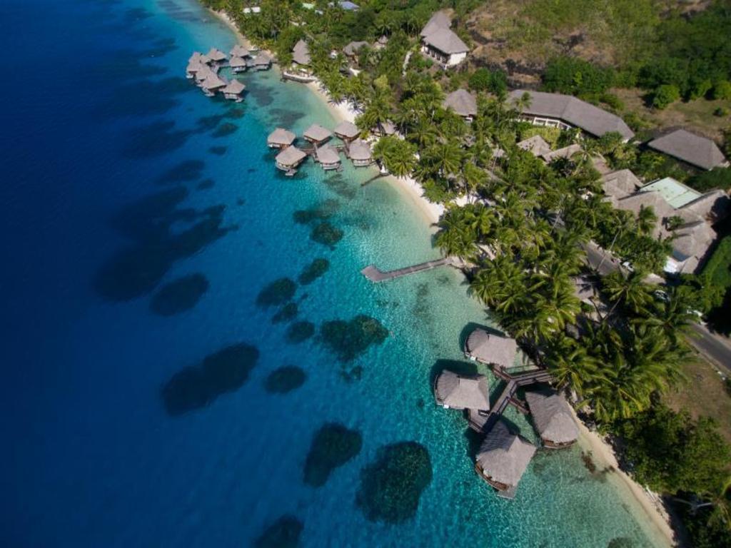 波拉波拉岛波利尼西亚波拉波拉麦泰度假酒店 (hotel