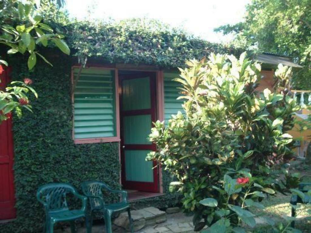 Secret Cabins At Firefly Beach Cottage In Negril Room
