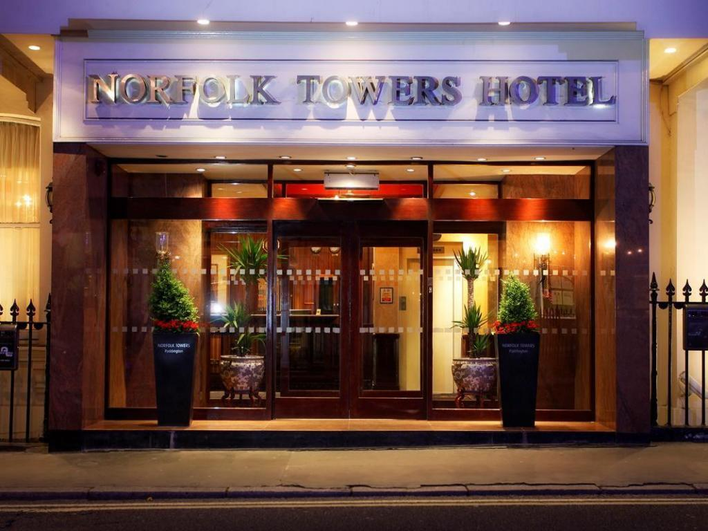Park London Paddington Hotel