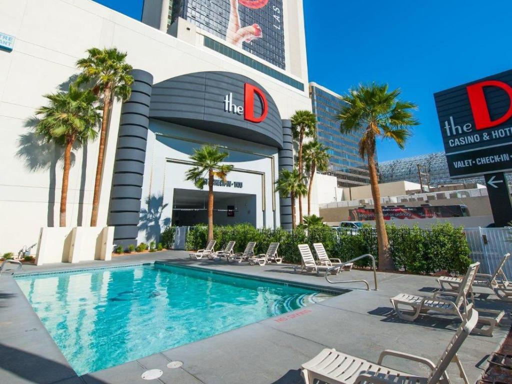 The D Las Vegas Reviews