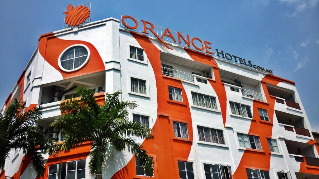 More About Orange Hotel Shah Alam