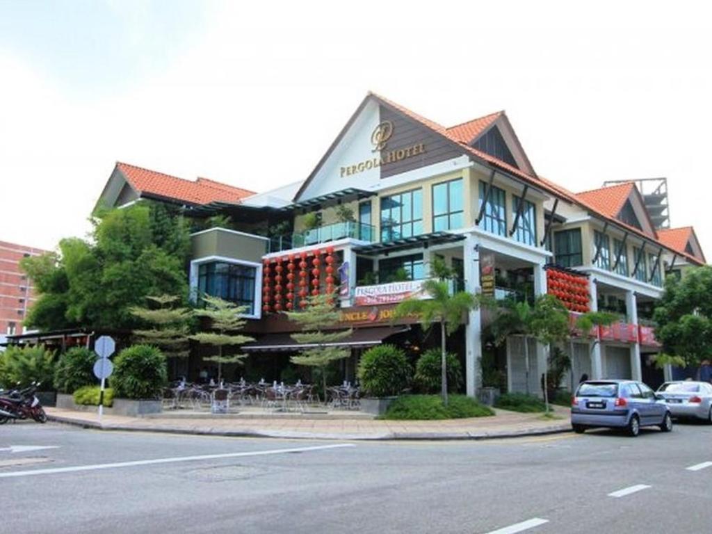 More About Pergola Hotel Melaka