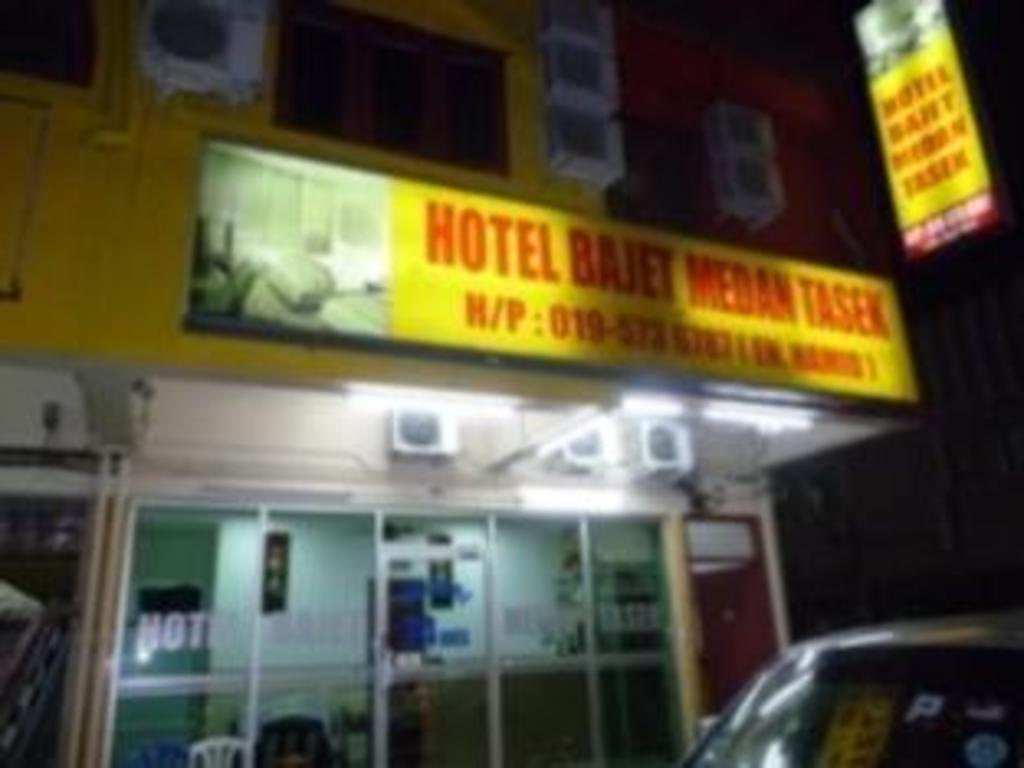More About Hotel Bajet Medan Tasek