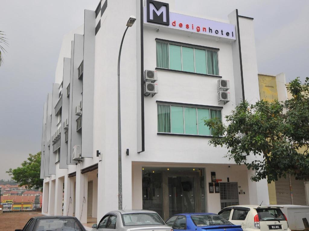 Best price on m design hotel seri kembangan in kuala for Hotel m design