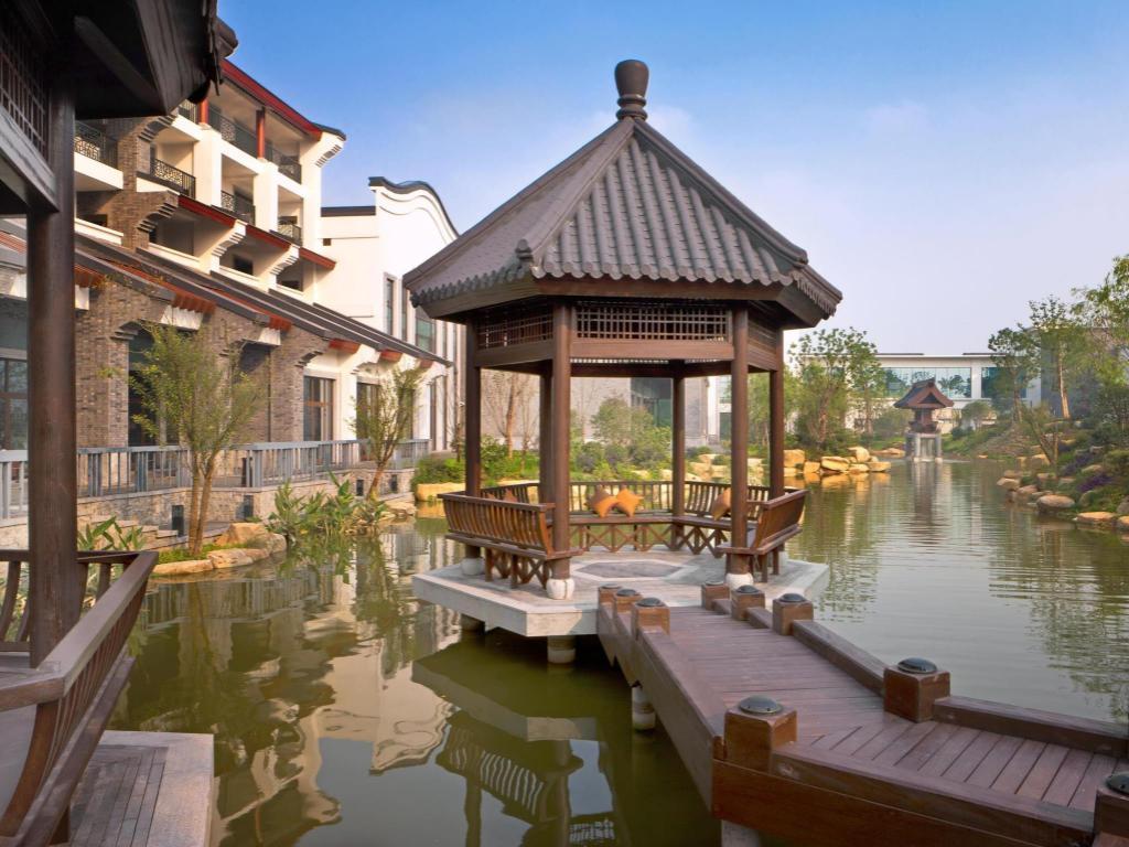 杭州住宿_杭州西溪喜来登度假大酒店 (Sheraton Grand Hangzhou Wetland Park Resort ...