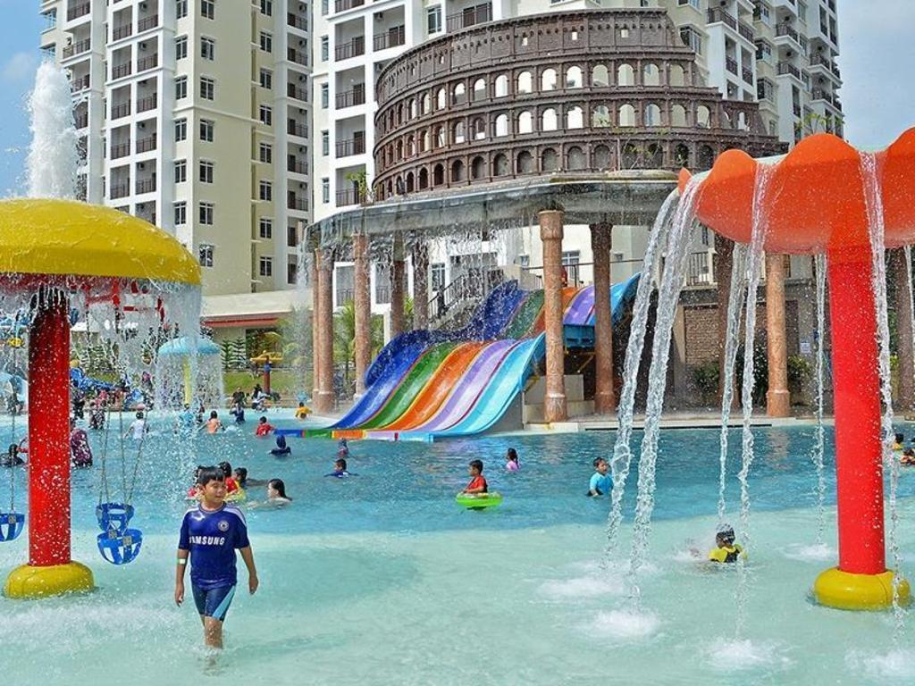 Bayou Lagoon Park Resort In Malacca