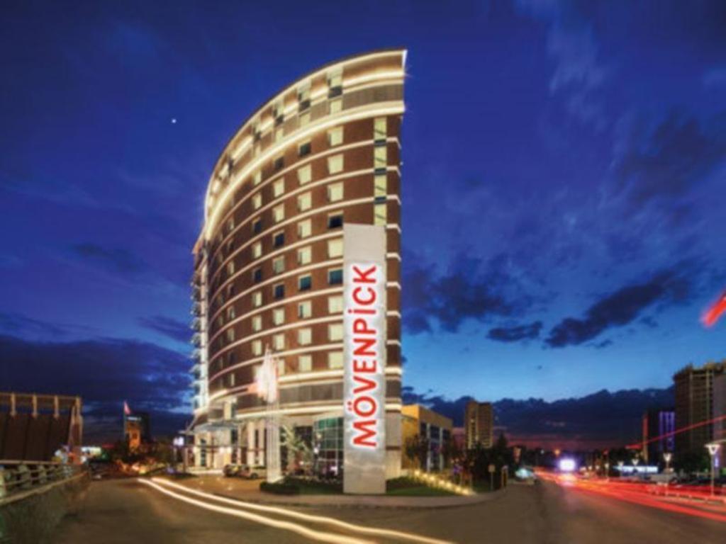 Movenpick Hotel Ankara Ankara T 252 Rkiye Agoda Com Dan En