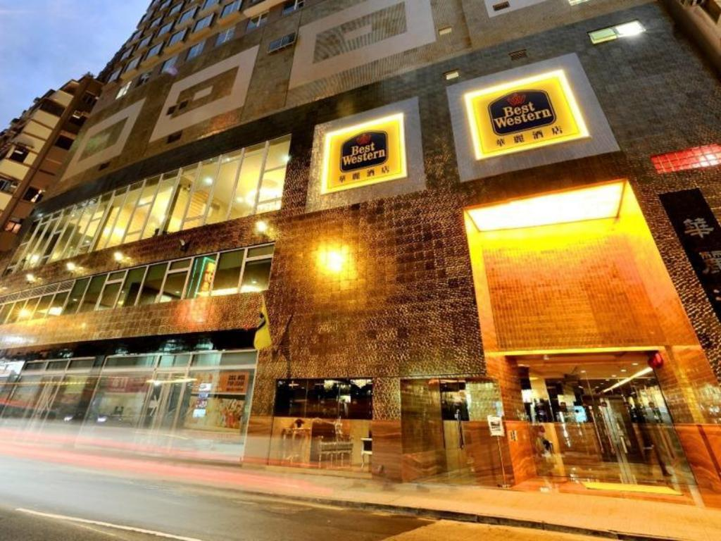 More About Best Western Grand Hotel