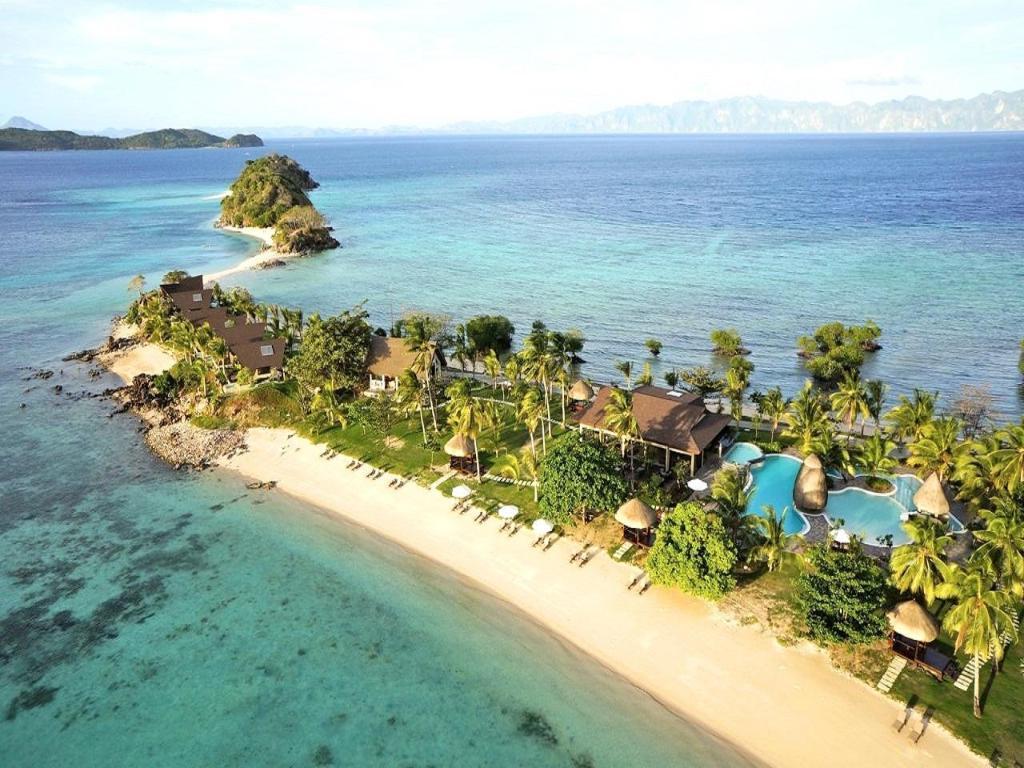 Two Seasons Island Resort And Spa Coron Palawan