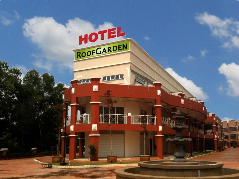 Roof Garden Hotel