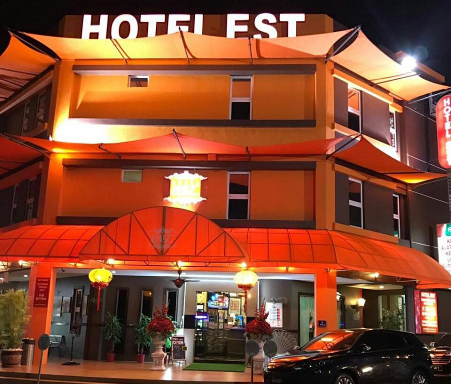 More About Hotel EST Penang
