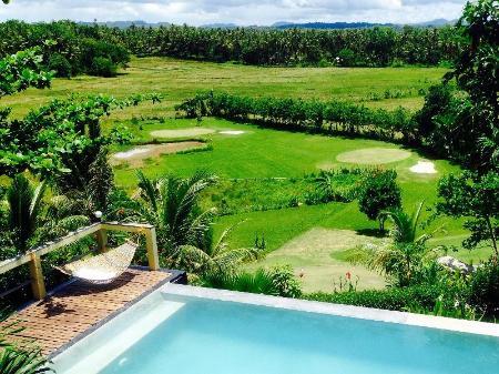 玛雅锡亚高别墅及高尔夫球场 (maya siargao villa and golf)