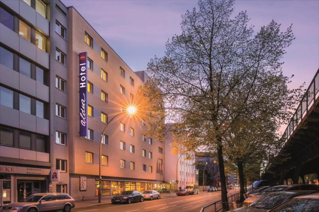 Hotel Aldea Novum Berlin Zentrum