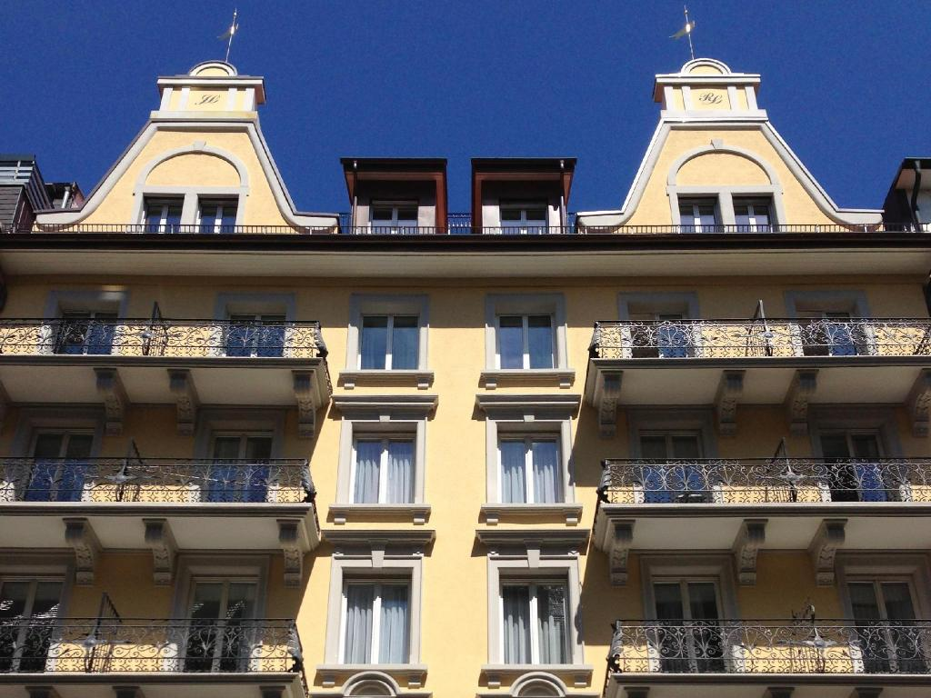Alpina Hotel Best Price On Hotel Alpina Luzern In Luzern Reviews