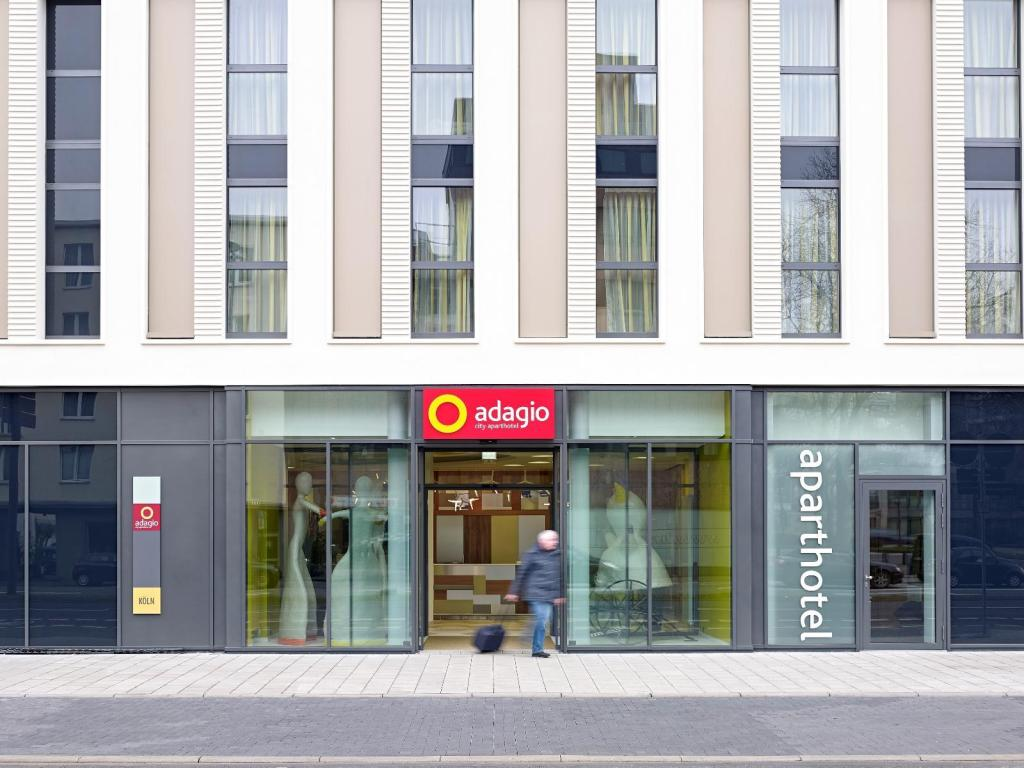Adagio Koln City Aparthotel Best Price On Adagio Koln City Aparthotel In Cologne Reviews