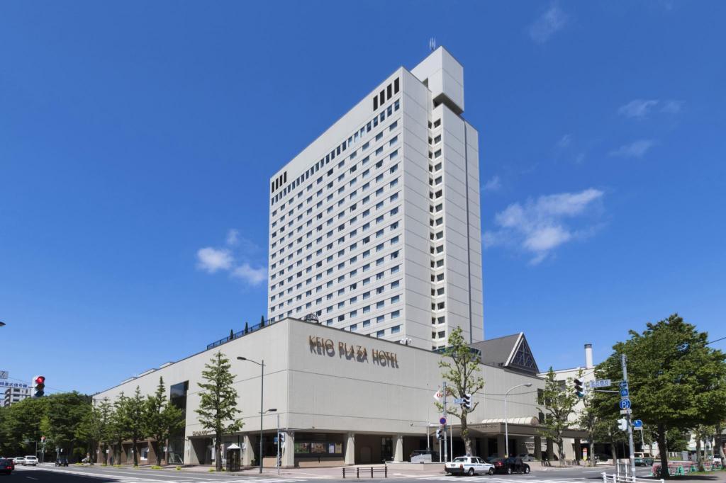 「Keio Plaza Hotel Sapporo」的圖片搜尋結果