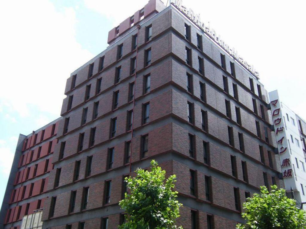 Book Marroad Inn Akasaka In Tokyo Hotels Com