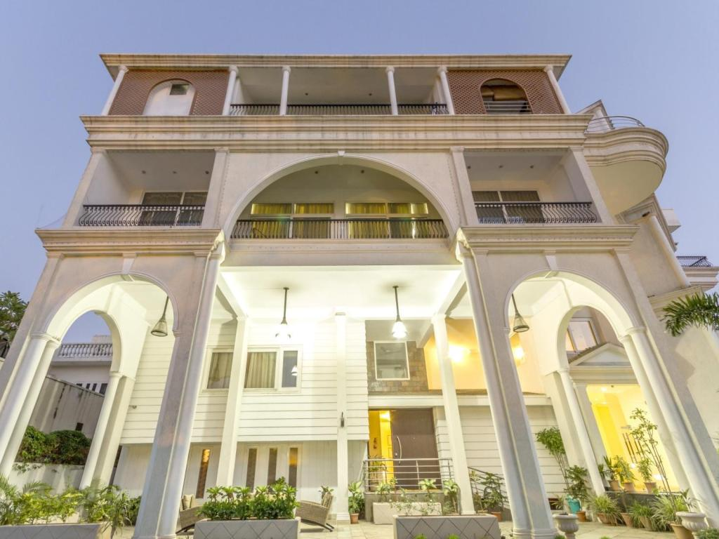A Boutique Hotel Best Price On 66 Residency A Boutique Hotel In Jaipur Reviews