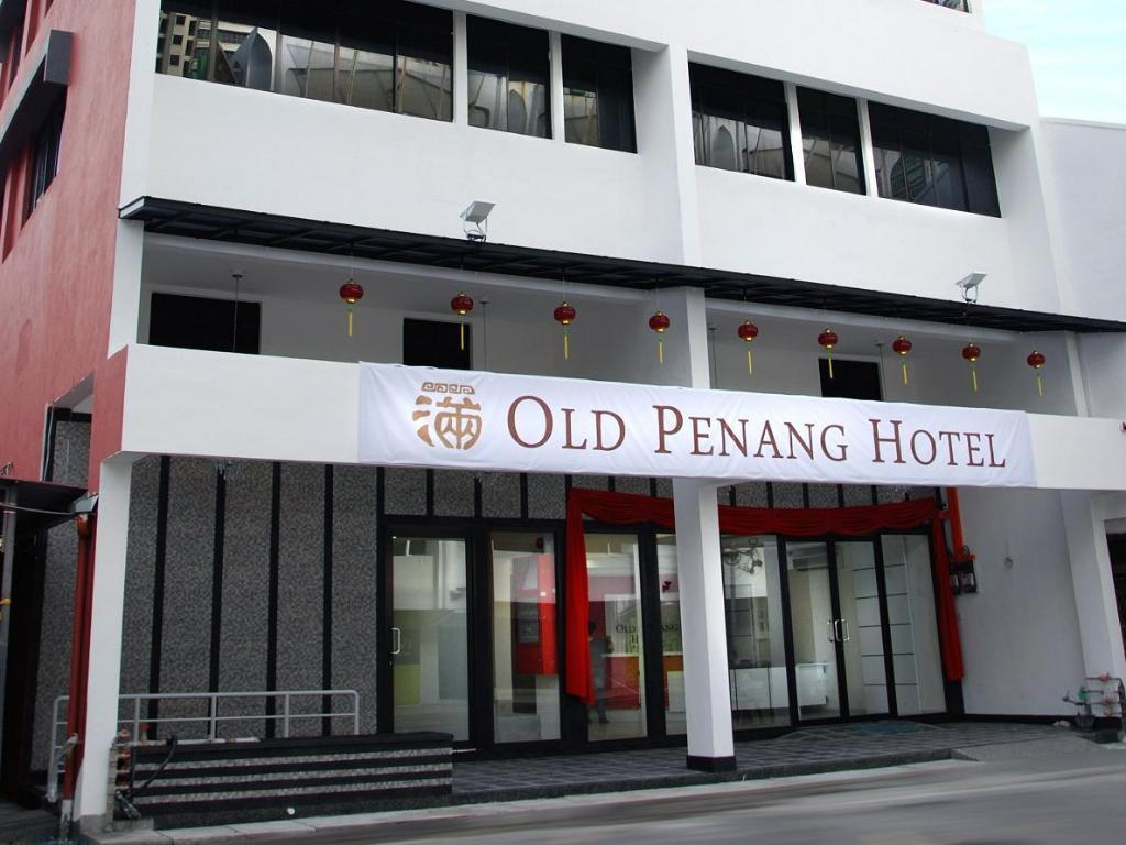 More About Old Penang Hotel