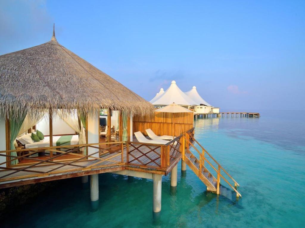 Das Safari Island Resort In Malediven Buchen