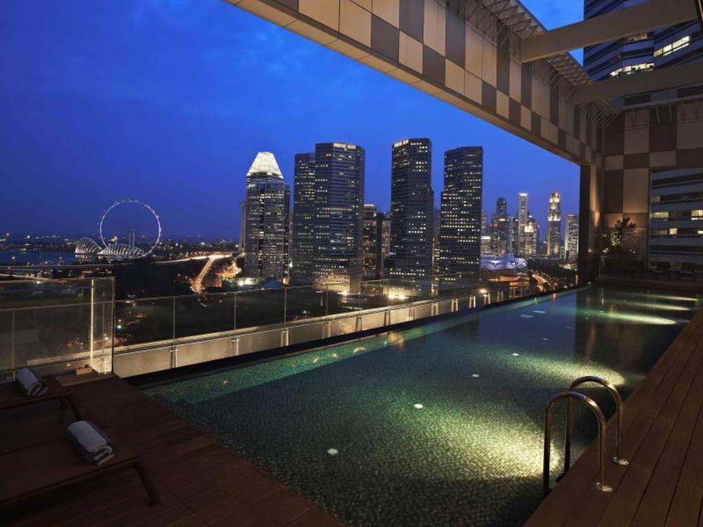 Pan Pacific Serviced Suites Beach Road Singapore Singapour Offres Sp 233 Ciales Pour Cet H 244 Tel